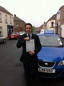 diane lambert - darlington driving instructor